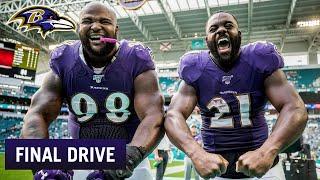 Veterans Set Ravens' Sights on the Super Bowl | Ravens Final Drive