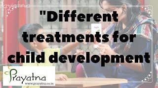 Prayatna, Occupational Therapy, Sensory Integration, Speech Therapy, physiotherapy
