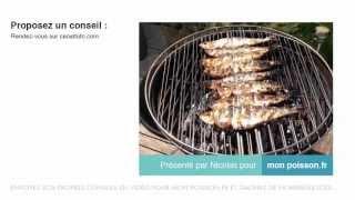 Comment faire griller des sardines au barbecue ?