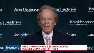 Bill Gross Talks China Tariffs, Market Selloff and Fed Rates