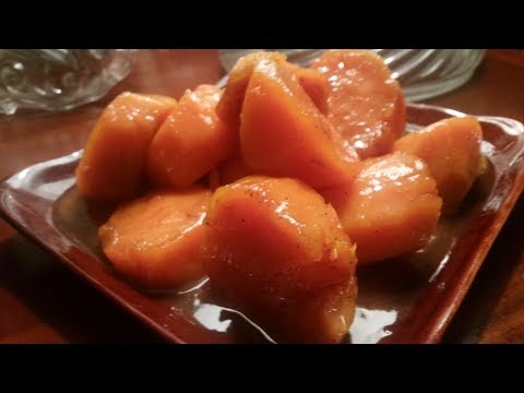 Stove Top Southern Candied Yams