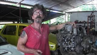 was ist ein Boxer-Motor Warum hat J.P. jetzt auch einen ?