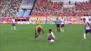 05月28日(日) 13:00 キックオフ ユアテックスタジアム仙台 仙台 2-1 新...