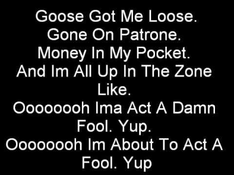 Lil Jon Feat. Three 6 Mafia - Act A Fool Lyrics