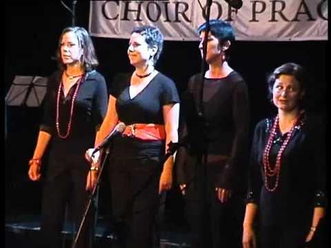 International Choir of Prague singing