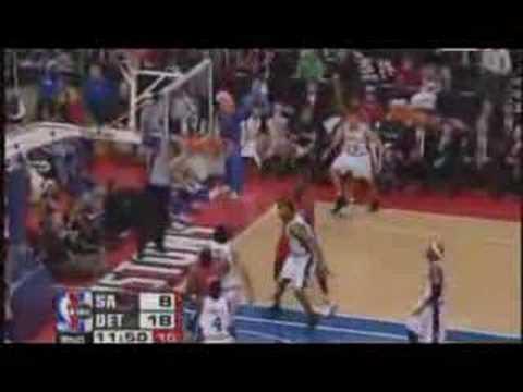 2006-2007 Detroit Pistons PUMP UP MIX