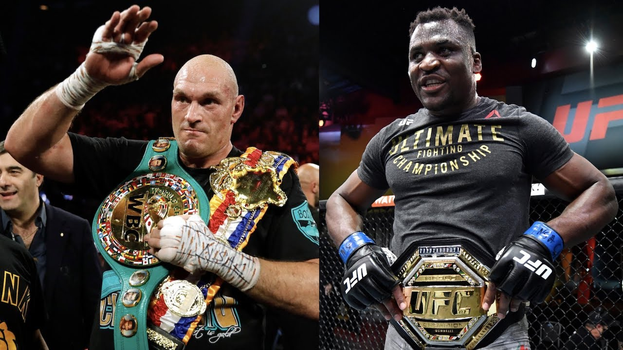 Tyson Fury remains adamant that he will square off against Francis Ngannou inside the Octagon