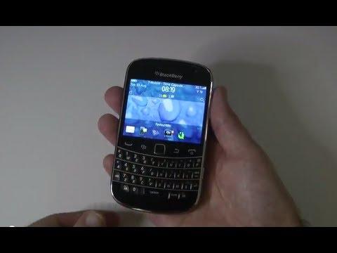 Blackberry Bold 9900 9930 Dakota Full Review