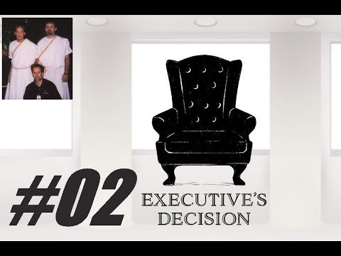 CSD2 Chef For Hire - Executive's Decision  #2