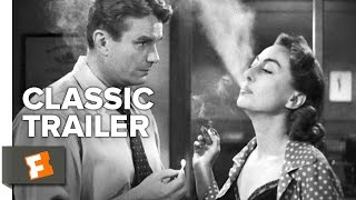 The Damned Don't Cry (1950) Official Trailer -  Joan Crawford, David Brian Movie HD