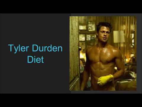 fight club workout and diet