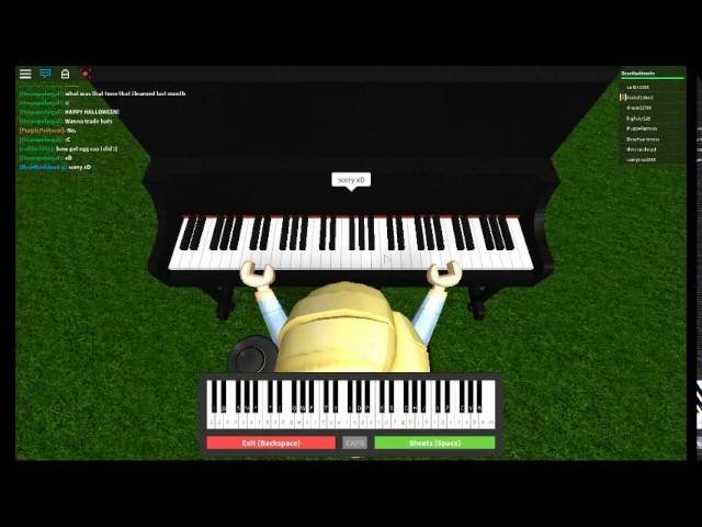 Roblox Rgt Fnaf Song Piano Roblox Piano Tutorial Join Us For A Bite Fnaf Sister Location Beginning Sheet Youtube