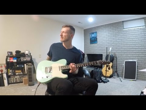 Chris Young - Raised On Country (Guitar Cover)