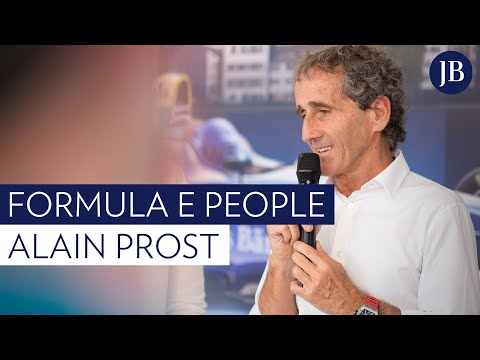 Alain Prost about speed, strategy and setbacks