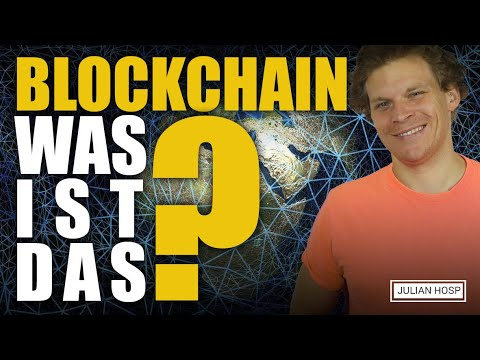Blockchain? Was ist eine Blockchain?