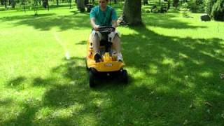 видео Садовая техника Stiga