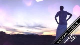 Venpani Malare Instrumental Cover