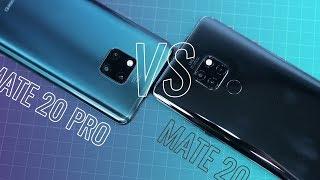 So sánh camera Mate 20 vs Mate 20 Pro - Cắt giảm nhiều không?