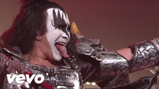 Kiss - Hell Or Hallelujah (Live On Letterman/2012)