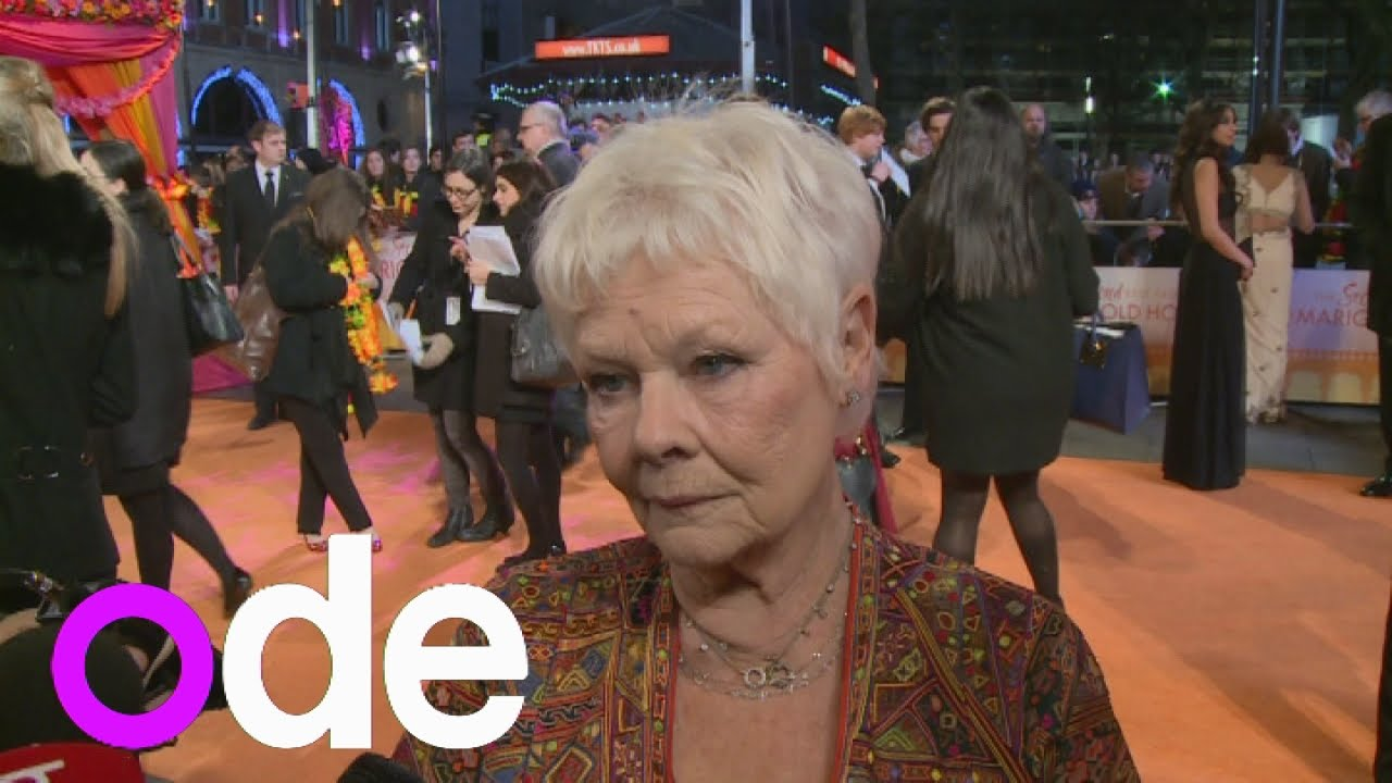 World Premiere The Second Best Exotic Marigold Hotel Star