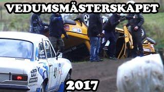 Vedumsmästerskapet 2017 | krasch, avåkningar & action!
