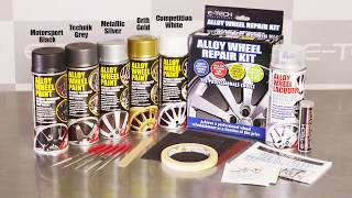 E-TECH Alloy Wheel Repair
