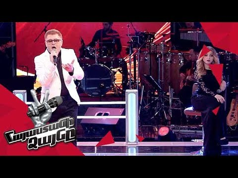 Hayk Ghulyan vs Lilit Hambaryan sing 'Historia de un amor' - Battle – The Voice of Armenia 4
