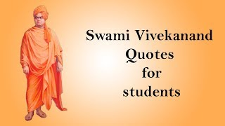 Swami Vivekanand Quotes for students || Inspirational & Motivational
