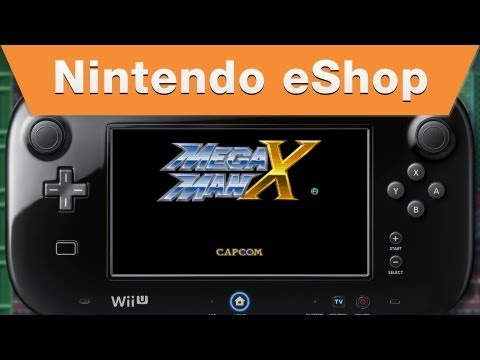 Mega Man X launching for Wii U Virtual Console May 30