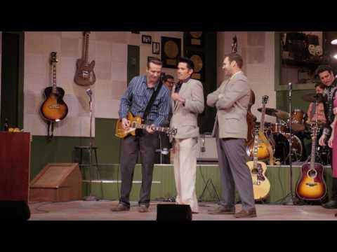 Million Dollar Quartet at Ivoryton Playhouse
