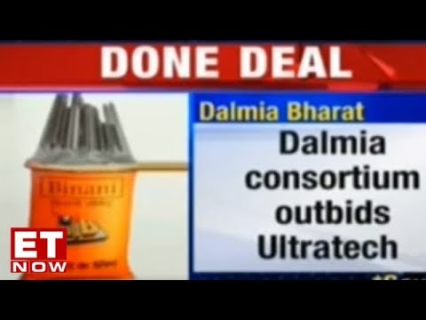 Dalmia Bharat Consortium Outbids UltraTech For Binani Cement