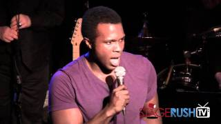 "Joshua Henry, ""Go Back Home"" from Scottsboro Boys and ""A Change Gonna Come"""