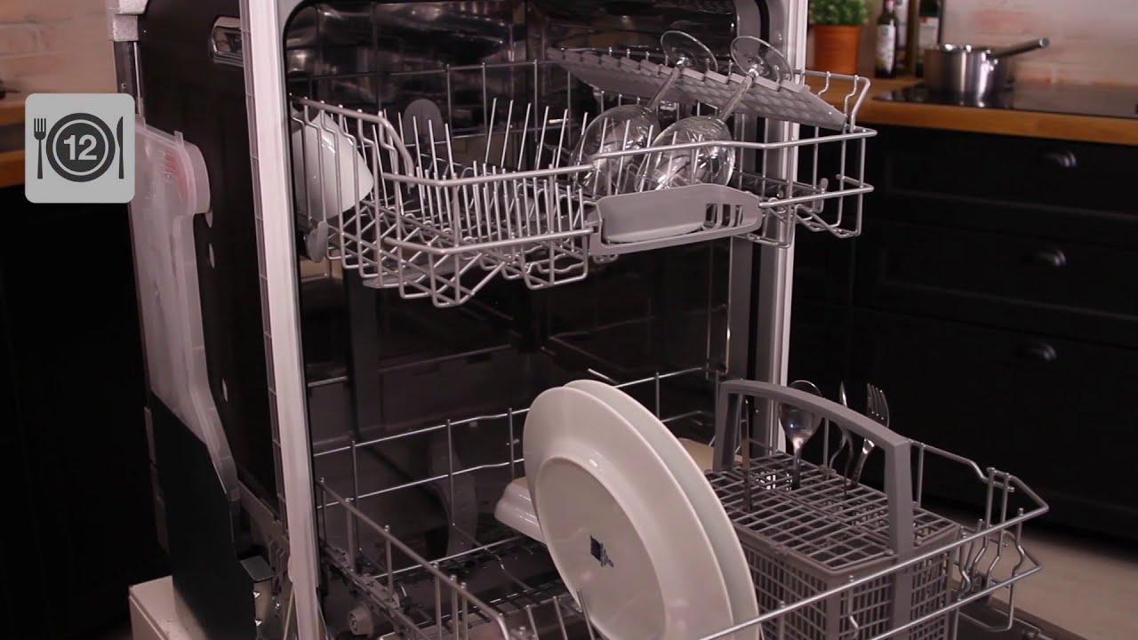bosch integrerbar opvaskemaskine
