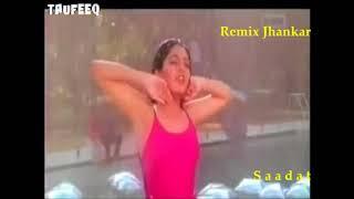 Hum To Hai Pagal Premi Jhankar, Meri Mohabbat Mera Naseeba 1995, Jhankar song Frm SAADAT
