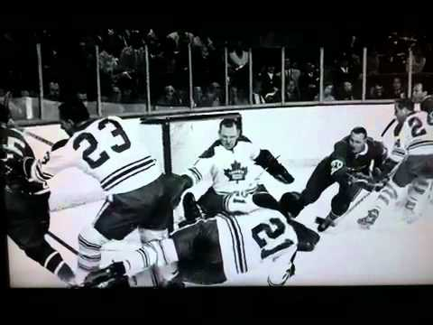 Leafs TV Johnny Bower Tribute