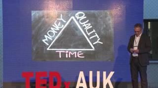 What Is Beautiful Architecture | Astrit Nixha | TEDxAUK