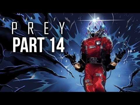 PREY Gameplay Walkthrough Part 14 - CORAL (Full Game)