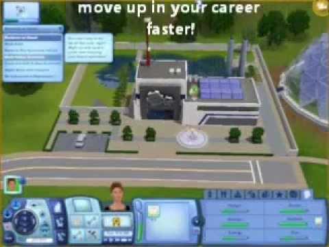 how to do Creature-Robot Cross Breeder lifetime wish sims 3