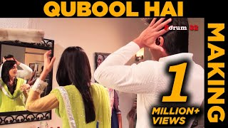 Qubool Hai - BTS - Asad calls Tanveer and Zoya for Dinner! | Screen Journal