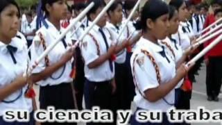 """HIMNO I E """"PEDRO RUIZ GALLO"""" DE CIUDAD ETEN"""
