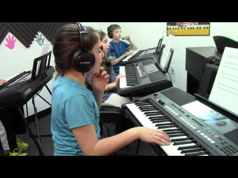 JamHub studios for your Keyboard Lab