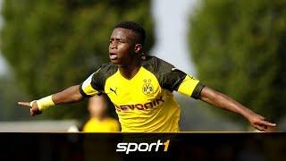 Sancho, Pulisic, Moukoko: So scoutet der BVB seine Talente | SPORT1