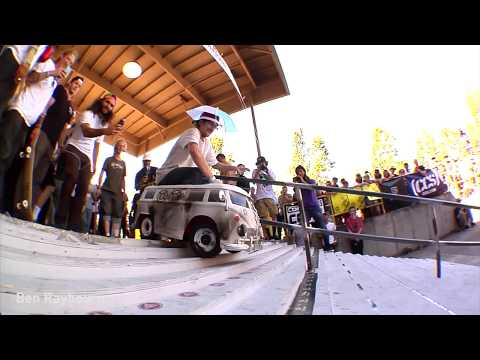 Mini El Toro Skateboard Contest