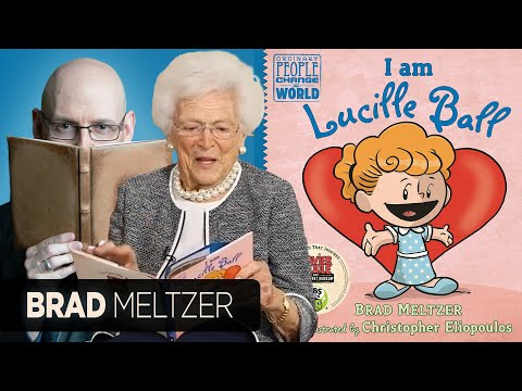 Barbara Bush & Brad Meltzer Full Storytime #9