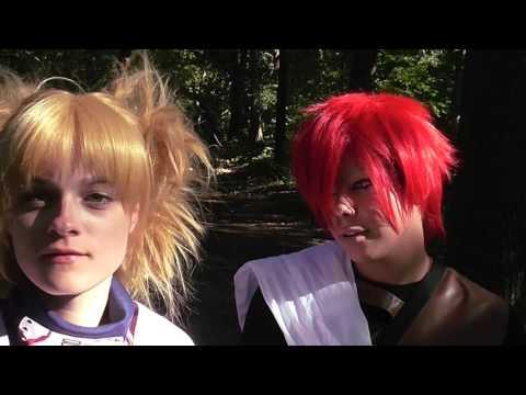 Temari and Gaara: Secret mission