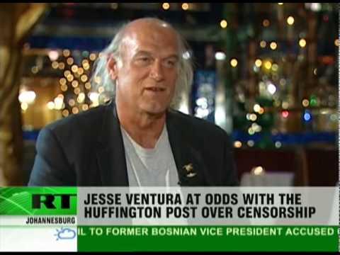 Jesse Ventura on 911 Censored