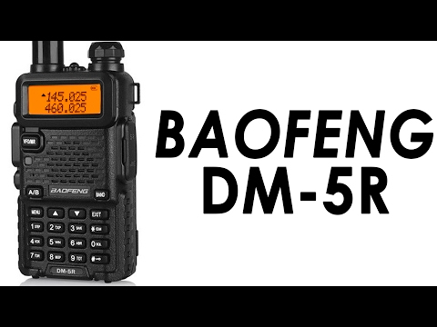 Radiosification: Baofeng DM-5R Programming software download