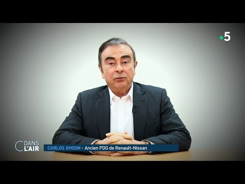"""Ghosn : """"C'est une conspiration !"""" - Les questions SMS #cdanslair 09.04.2019"""