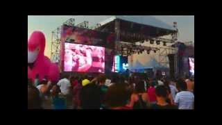 Future Music Festival Asia 2012 (FMFA Malaysia)