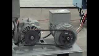 50 SC: 60 Hz to 50 Hz Motor Generator Set Design & Performance